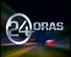 24 Oras Logo (Studio Bumper, April 17, 2006 - August 8, 2008)