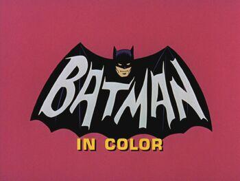 Batman-In-Color
