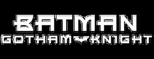 Batman gotham knight logo