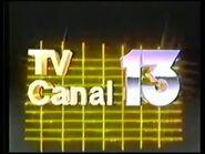 Canal 13 Perú 1991