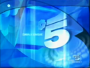 Canale 5 - light blue 2001