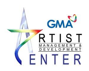 Gma artist center logo