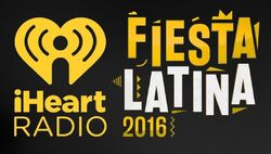 IHeartRadio Fiesta Latina 2016
