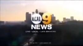 KCAL News 2013 4PM