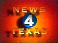 KDFW News 4-Fox 4 id montage 1989-2003 13