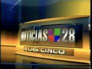 Koro noticias univision 28 5pm package 2006
