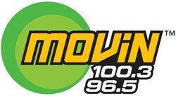 Movin 100.3 96.5