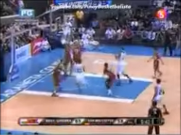 PBA on TV5 scorebug 2013 2014