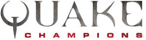 Quake championslogo
