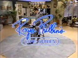 Regis Philbin's Lifestyles