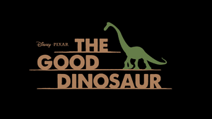 The Good Dinosaur Potential Logo