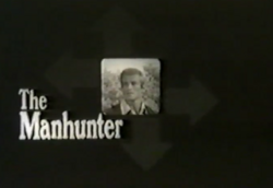 The Manhunter 2nd Logo
