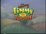 Timmy the Tooth Green and Orange text 1