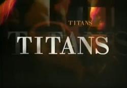 Titans title card (2000)