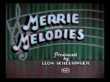 1935MerrieMelodies