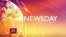 BBC Newsday titles 2015