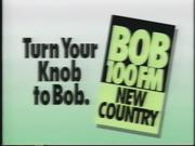 BOB FM Commercial 1993