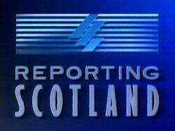 Bbc reporting scotland a