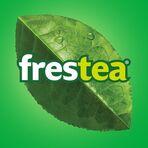 Frestea logo with leaf