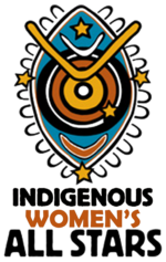 Indigenous womens all stars logo 2010
