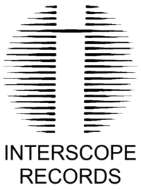 Interscope Records old logo