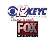 KEYC-TV's KEYC 12 And FOX Mankato's The One To Watch Video ID From September 2009