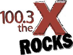 KQXR 100.3 The X