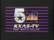 KXAS-TV - Let's All Be There - Station ID (1985).mp4 snapshot 00.04 -2016.01.14 16.58.09-