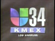 Kmex univision 34 id mid 90s