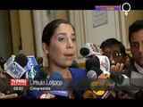 TV Perú, On-screen for International Women's Day
