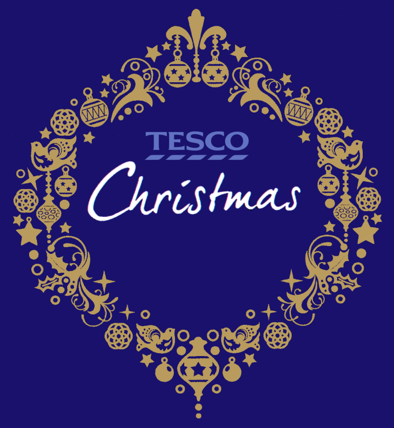 Tesco Christmas | Logopedia | FANDOM powered by Wikia