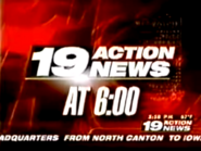 WOIO 19 Action News at 6 2004
