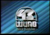 WUAB 43 1984-1986