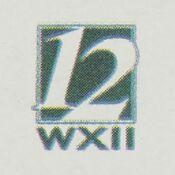 WXII print logo (2000-05)
