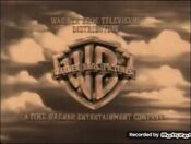 Warner Bros. Television Distribution (1992-1998, B&W version)