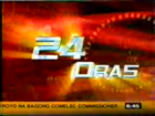 24 Oras Secondary Logo (2004)