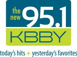 95.1 KBBY-FM