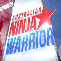 Australian Ninja Warrior - 1st Logo