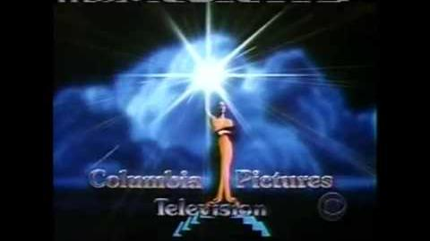Columbia Pictures Television logo (1991, Slowed Down Music)