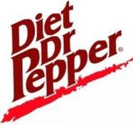 Diet Dr Pepper Old