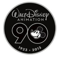 Disney-90-years-logo