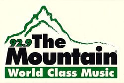 KWMT 92.9 The Mountain