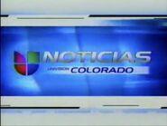 Kcec noticias univision colorado evening package 2002