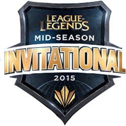 LoL MSI 2015 logo