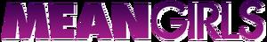 Mean Girls movie logo