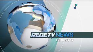 Plantão da RedeTV 2014