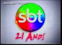 SBT 21 anos
