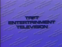 Taft Entertainment Television 1987