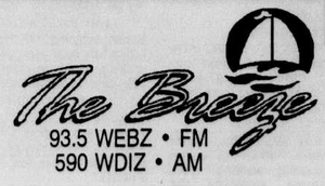 WDIZ - The Breeze -January 31, 1997-