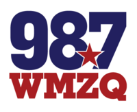 98.7 WMZQ logo